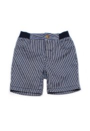Striped Shorts NAVY (Boy's Shorts)