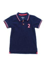 Twin Tipped Polo T-Shirt NAVY (Boy's T-Shirt)