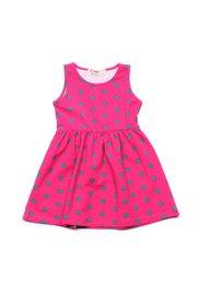 Polka Dot Print Dress PINK (Girl's Dress)