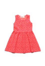 Floral Design Dress PINK (Girl's Dress)