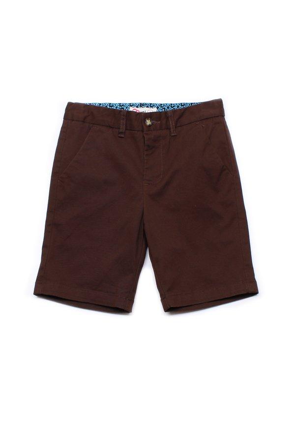 Classic Shorts BROWN (Boy's Shorts)