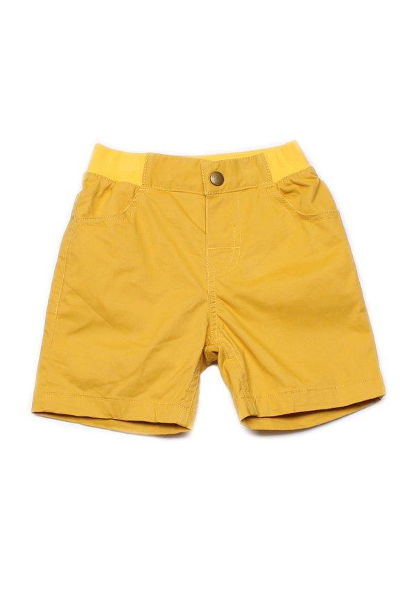 Classic Shorts YELLOW (Boy's Shorts)