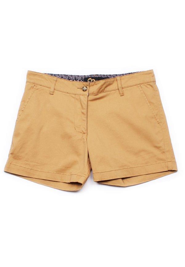 Classic Shorts KHAKI (Ladies' Bottom)