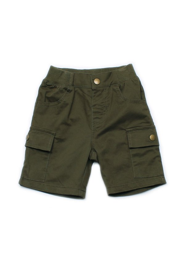 Cargo Shorts GREEN (Boy's Shorts)