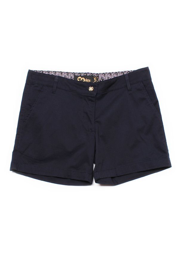 Classic Shorts NAVY (Ladies' Bottom)