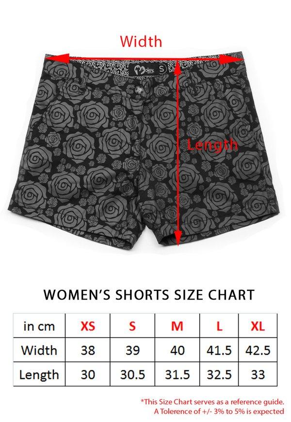 Classic Shorts DARKGREY (Ladies' Bottom)