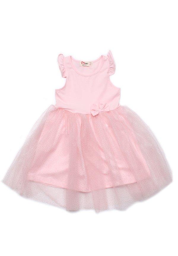 Glitter Bubble Dress PINK (Girl's Dress)