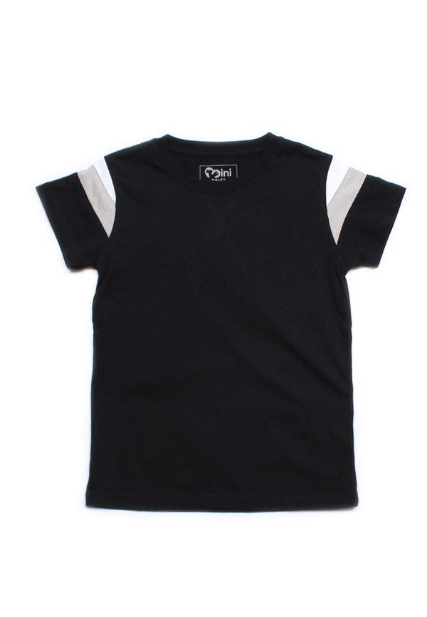Colour Block T-Shirt BLACK (Boy's T-Shirt)
