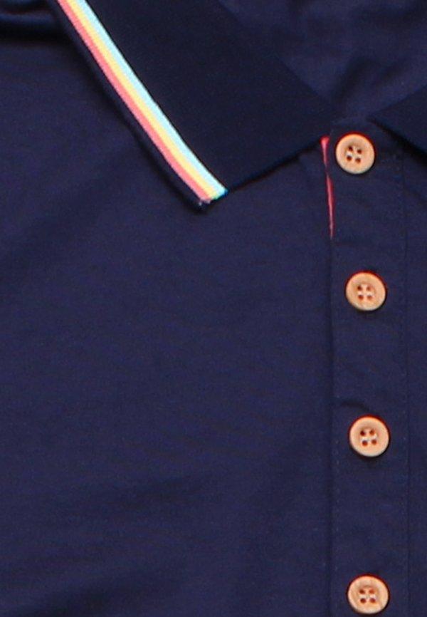 Tri Tipped Polo Shift Dress NAVY (Ladies' Dress)