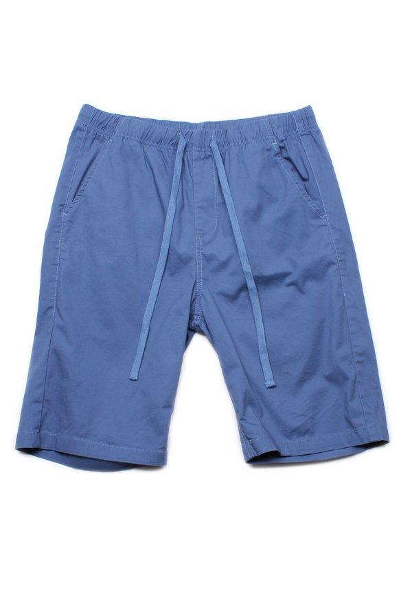 Drawstring Bermudas BLUE (Men's Bottom)