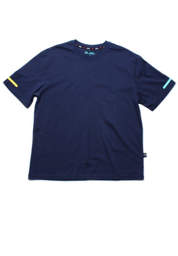 AWESOME Oversized T-Shirt NAVY (Men's T-Shirt)