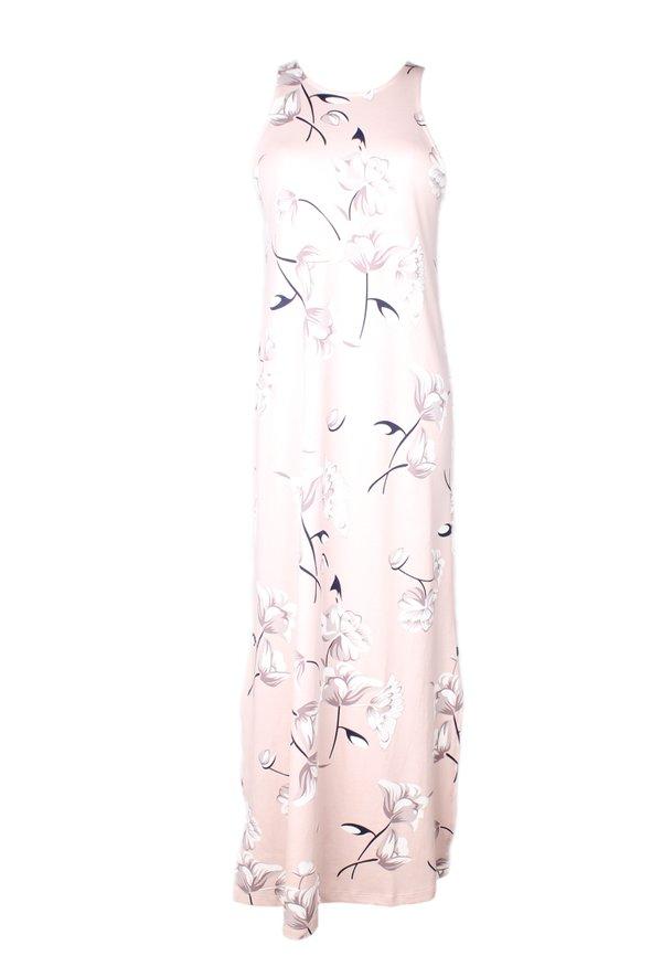 Floral Print Midi Dress PINK (Ladies' Dress)