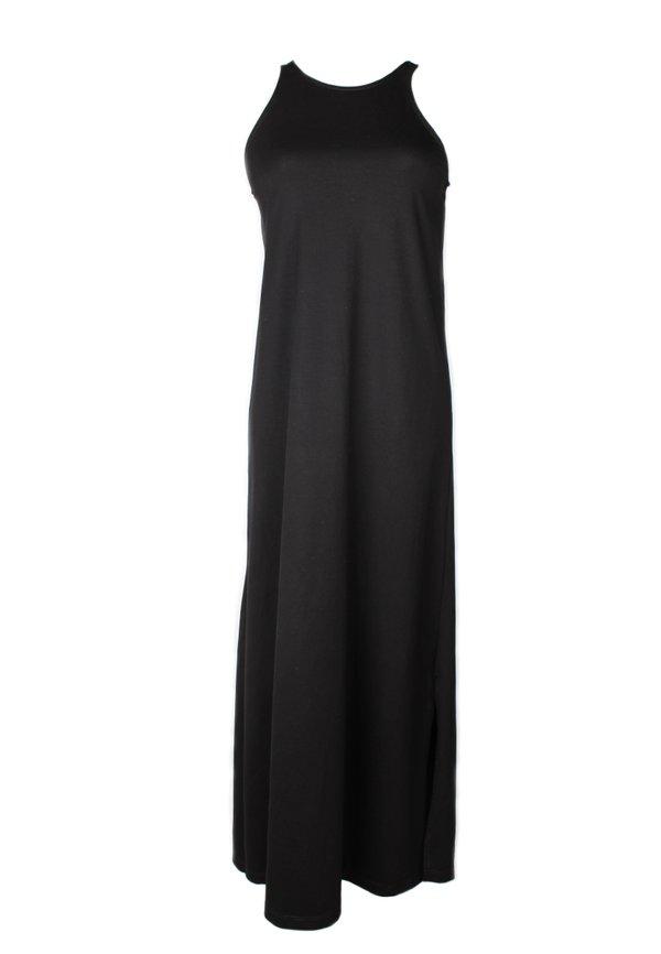 Classic Midi Dress BLACK (Ladies' Dress)