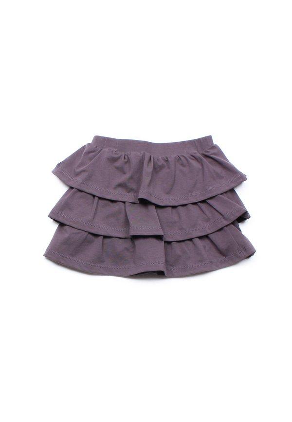 3 Tier Skirt DARKGREY (Girl's Bottom)