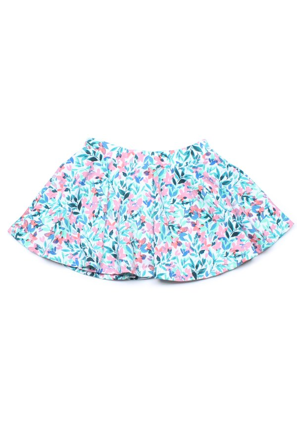 Floral Print Skirt PINK (Girl's Bottom)